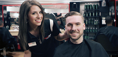Sport Clips Haircuts of Irvine Haircuts