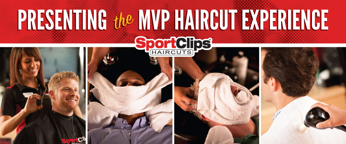 The Sport Clips Haircuts of Irvine MVP Haircut Experience